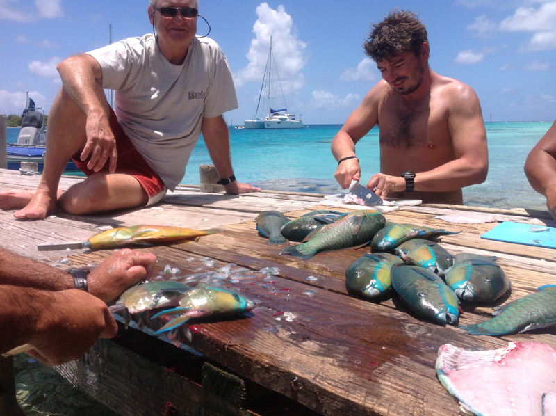 Pêche en Polynésie Française